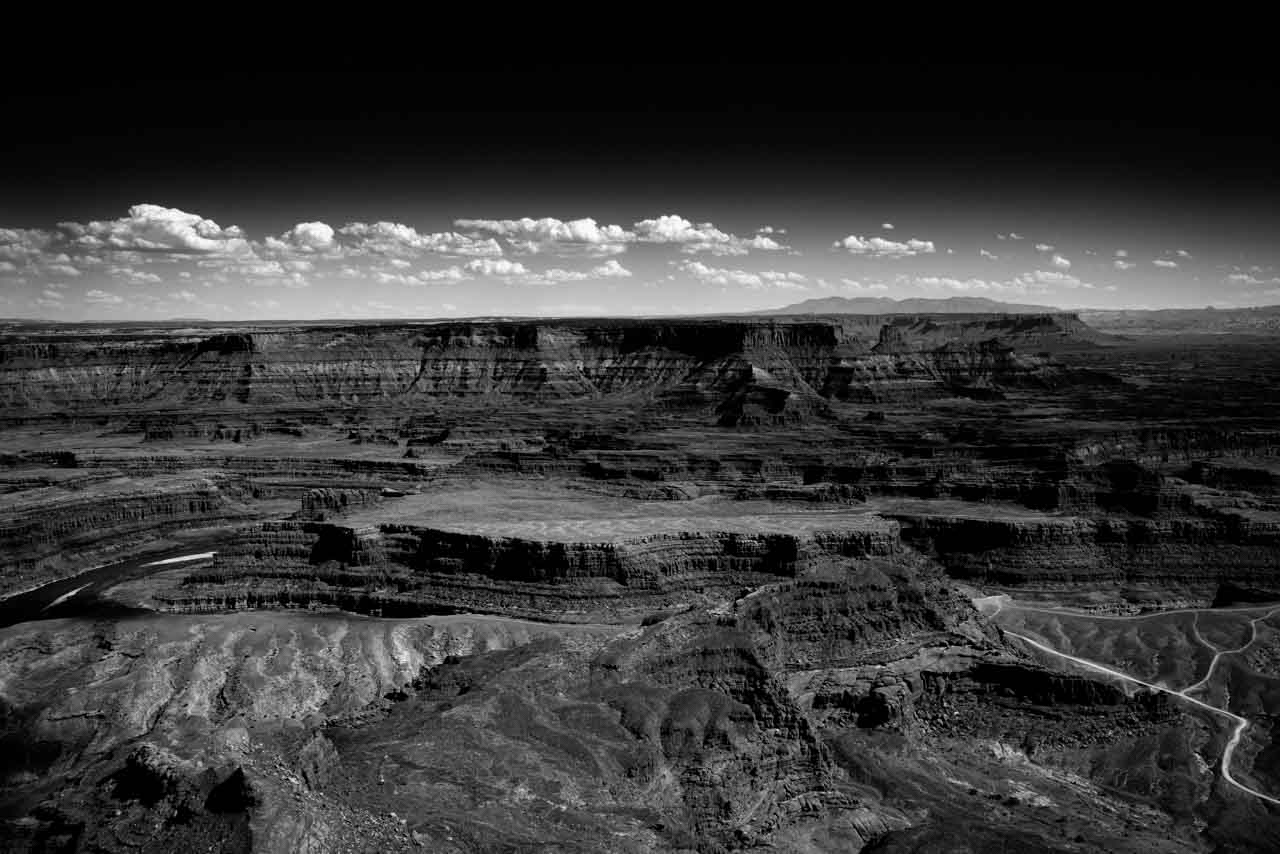 Landscape photo project at Canyonlands in Utah State in United States.