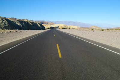 Death Valley in California. Photographs by Amar and Isabelle Guillen.