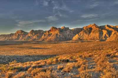 Red Rock Canyon in the state of Nevada, United States. Photographs by Amar and Isabelle Guillen.