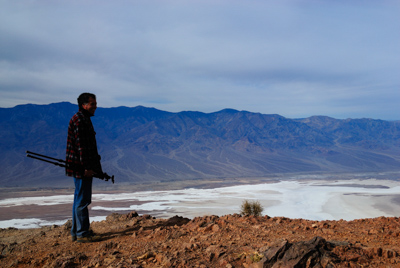 Landscapes of Death Valley in California. Photographs by Amar and Isabelle Guillen.
