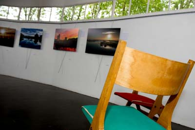 Exhibition Lights and Colors of the coast of Charente-Maritime in Royan. Photographs by Isabelle and Amar Guillen.