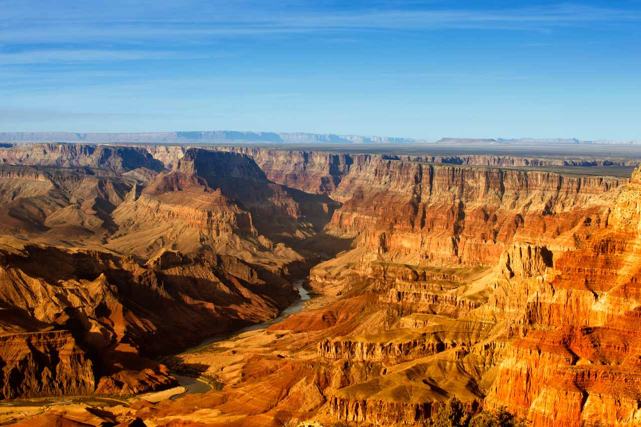Landscape Grand Canyon in Arizona in United States. Photograph by Amar Guillen, photographer artist..