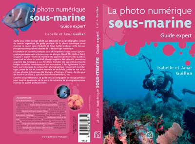 The underwater numerical photograph: guide expert