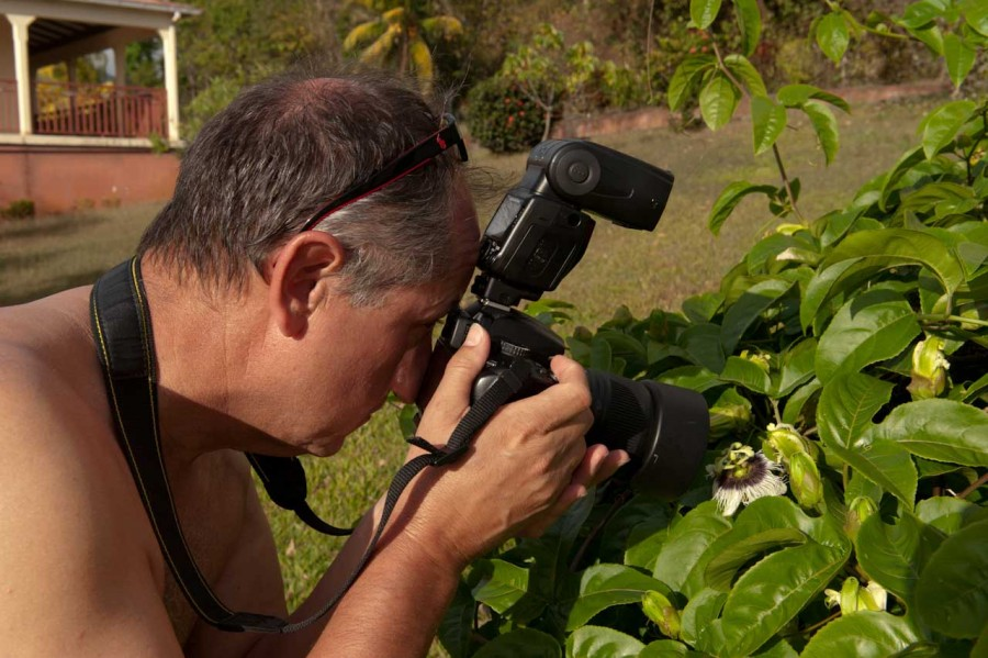 Landscape photo workshop atmosphere with Amar Guillen, photograp