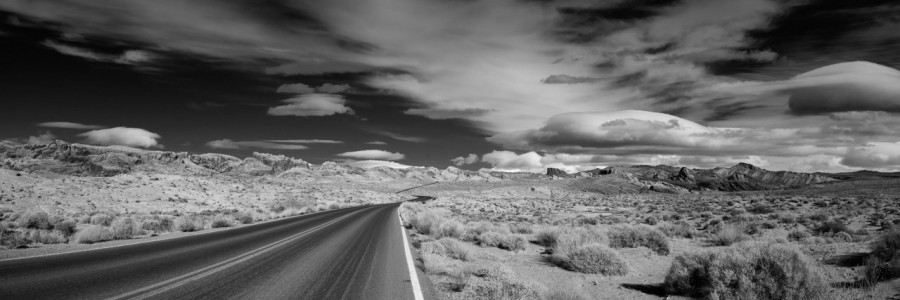 03 paysage de valley fire nevada en noir et blanc amar guillen photographe