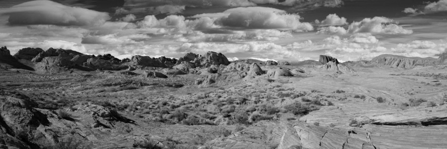 10 paysage de valley fire nevada en noir et blanc amar guillen photographe