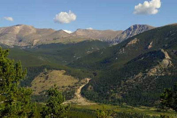 The Rocky Mountains in the Colorado state, United States. Photographs by Amar and Isabelle Guillen.